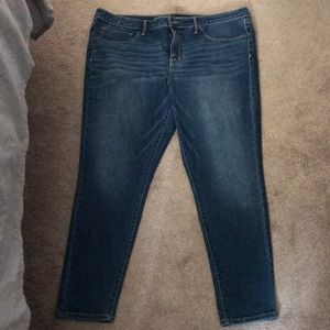 NWT MOSSIMO JEGGINGS SIZE 18
